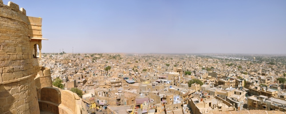 "Jaisalmer – ""The Golden City"""