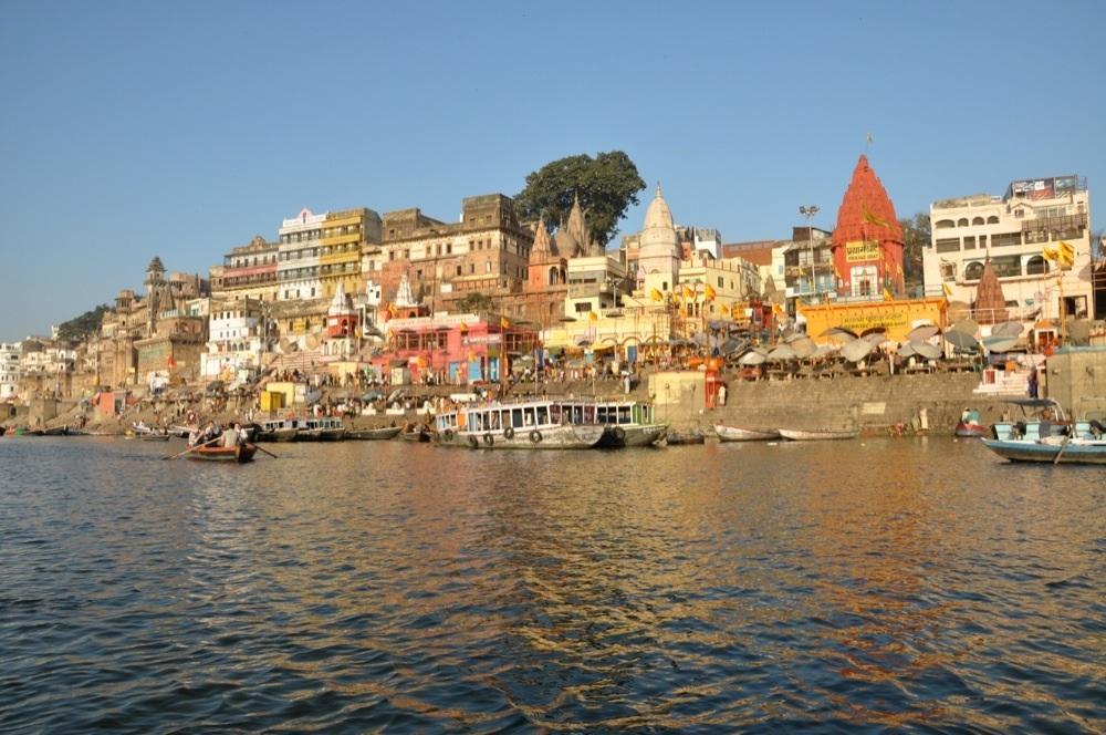 Varanasi – Die heilige Stadt am Ganges