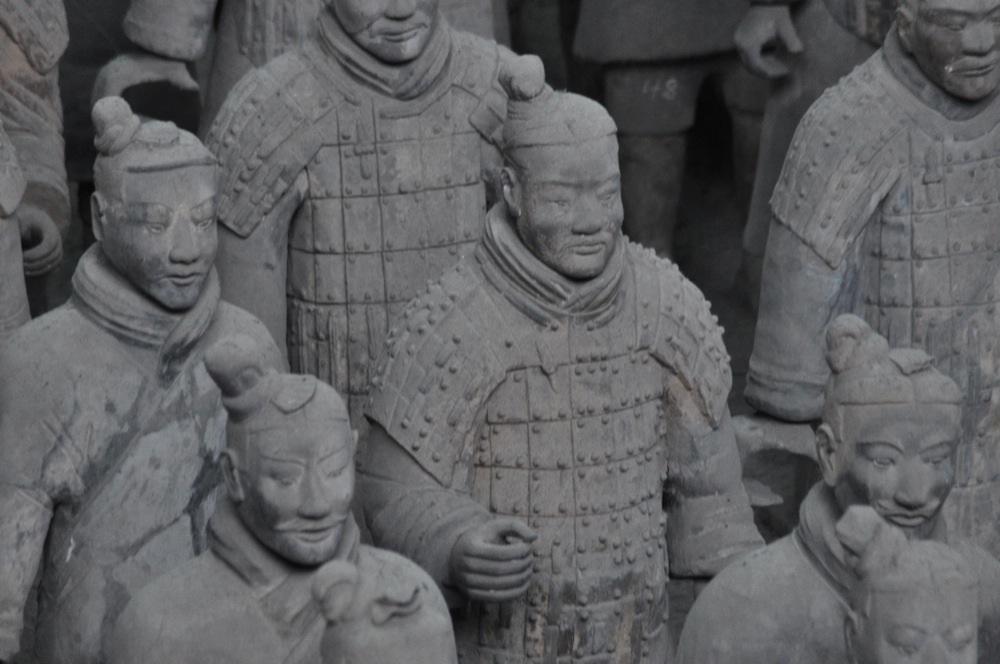 Xi'an und die Terrakotta Armee