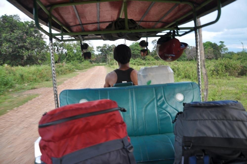 Auf dem Moped nach Vietnam