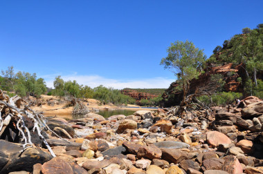 Der Kalbarri Nationalpark
