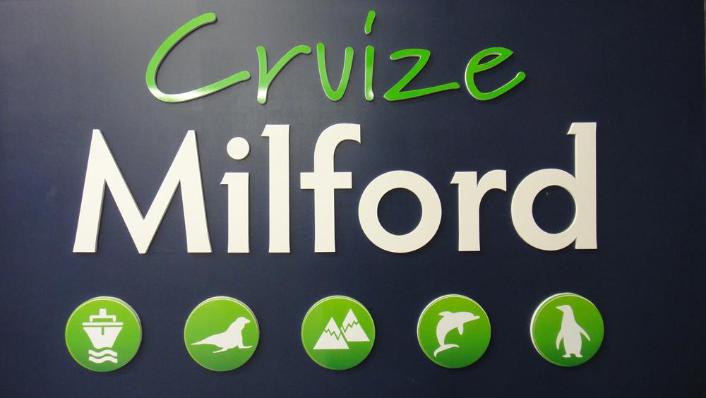 Milford Sound im Fiordland