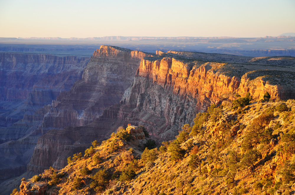 Der Grand Canyon National Park