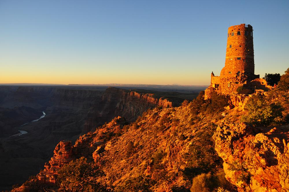 uhrzeit grand canyon