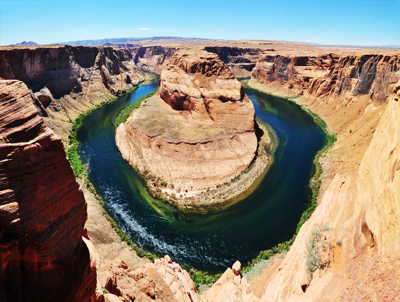Page und der Antelope Canyon
