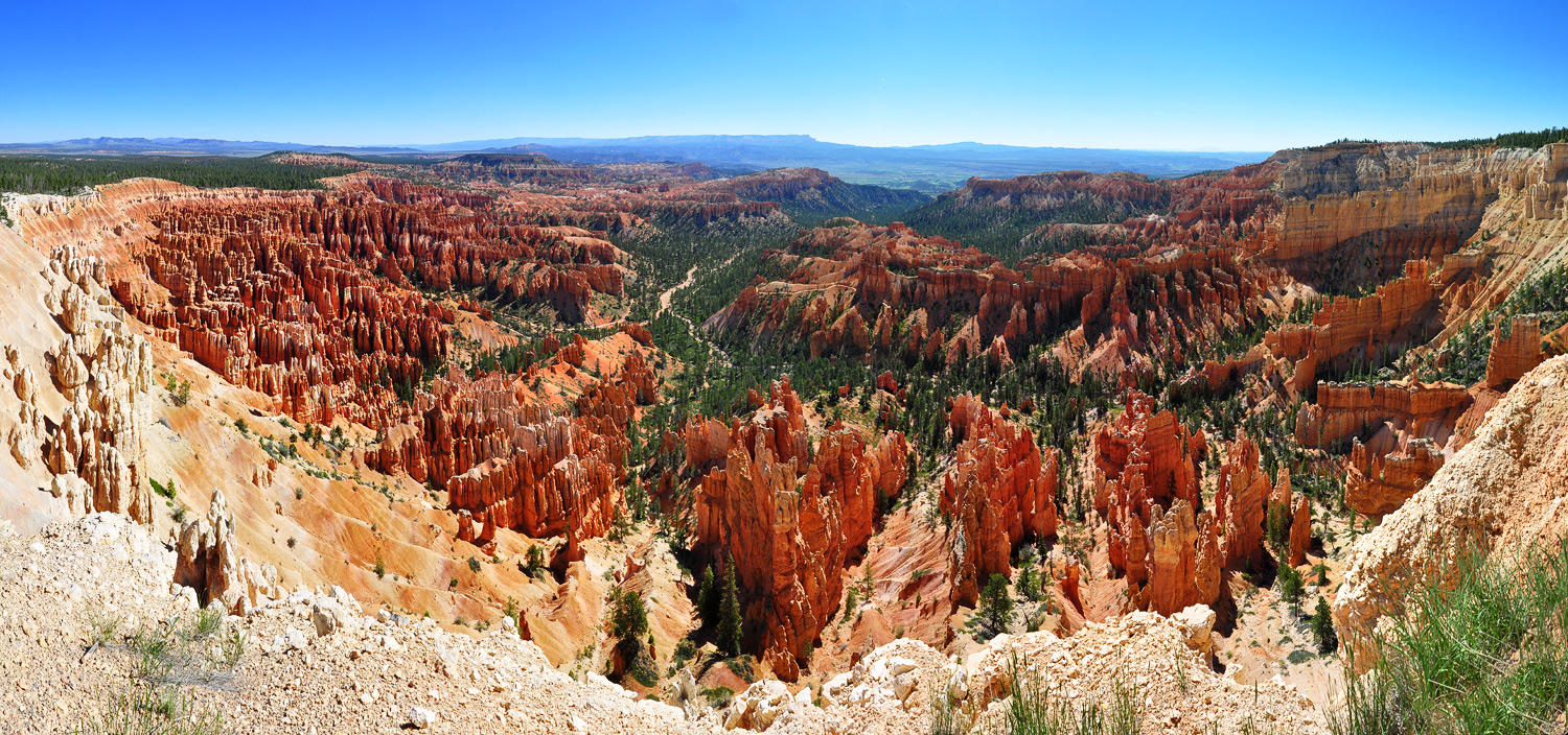Der Bryce Canyon National Park