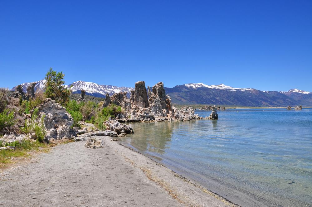 Mono Lake – 2,5 mal so salzig, wie das Meer