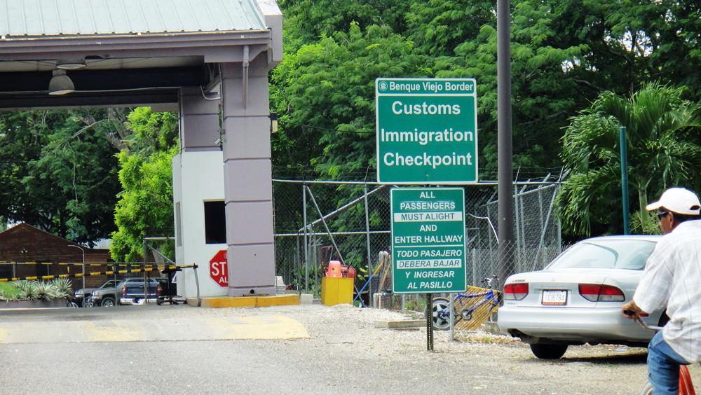 Von Belize nach Guatemala