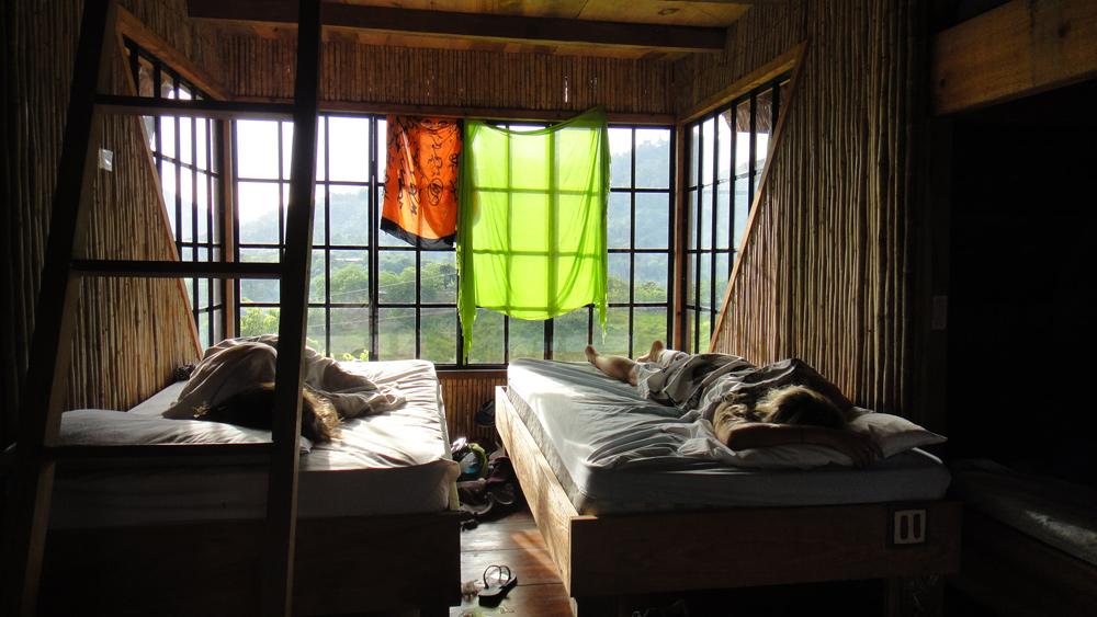 Lanquin und die Zephyr Lodge