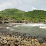 Surfen am Playa el Zonte