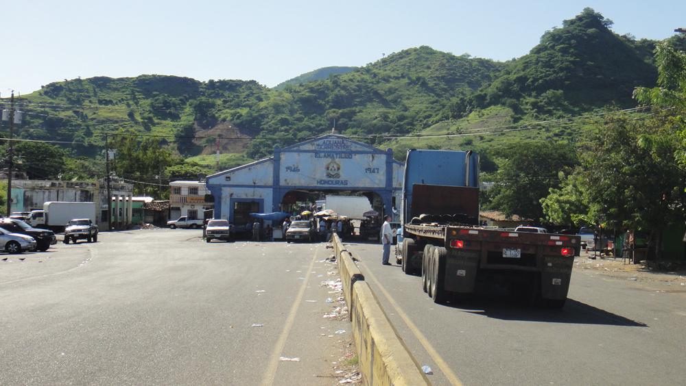 Von El Salvador über Honduras nach Nicaragua