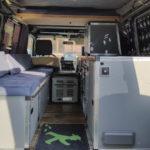 Neue Sitzpolster und Matratzen für unseren Camper