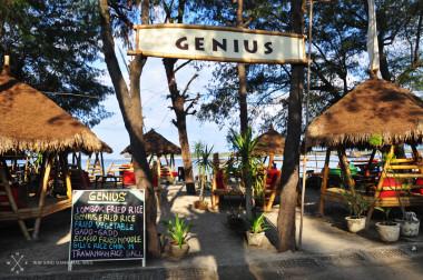 Genius, Gili Trawangan, Lombok, Indonesien