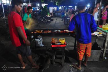 Gili Trawangan, Gili Inseln, Lombok, Indonesien