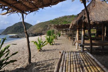 Mawi, Lombok, Indonesien