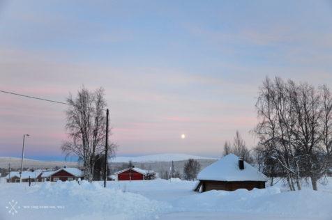 Zu Silvester in Finnland