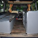 Unser HZJ78 Innenausbau ist (fast) fertig