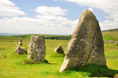 Merrivale Monuments
