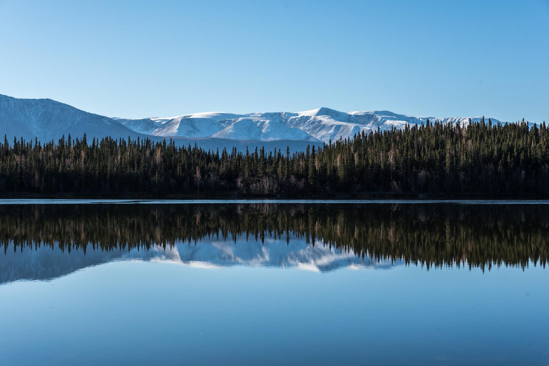 Alaskas Osten