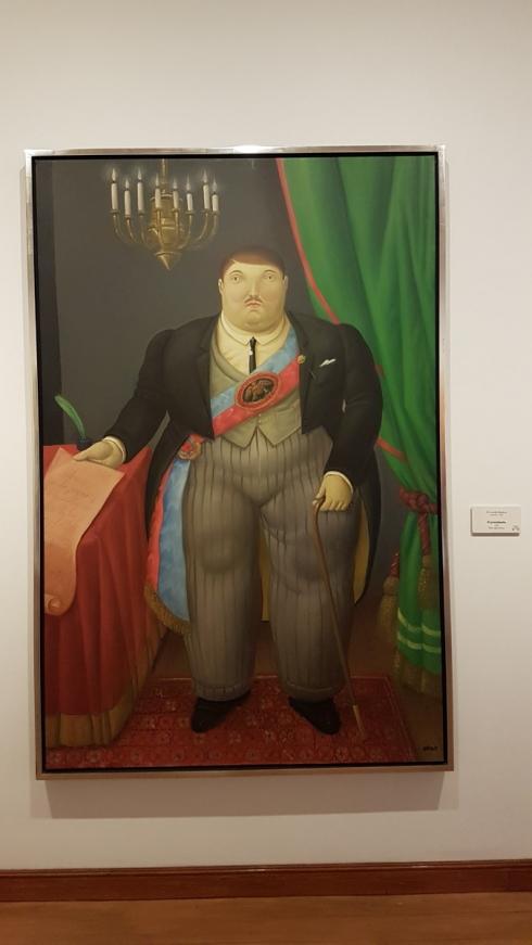Fernando Botero, Museum Botero in Bogota