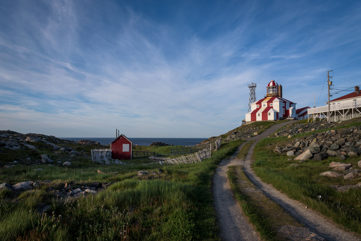 Das Cape Bonavista Lighthouse