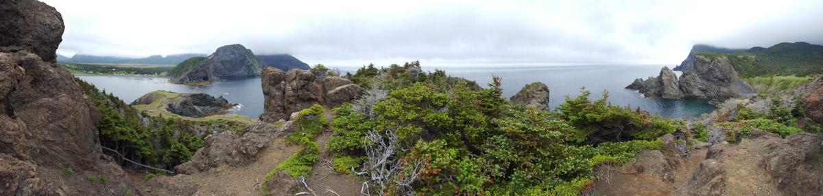 Bottle Cove Hiking Trail
