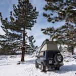 Lake Tahoe und weiße Weihnachten