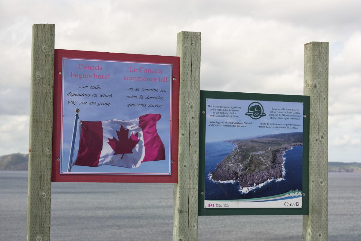 Der östlichste Punkt von Nordamerika