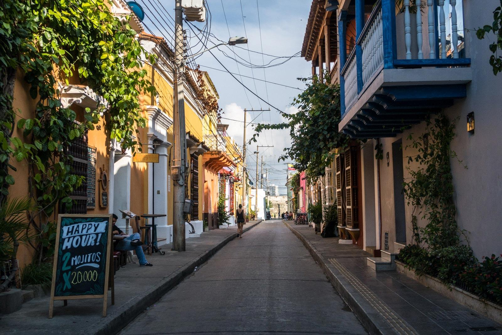 Cartagena – die Perle der Karibik