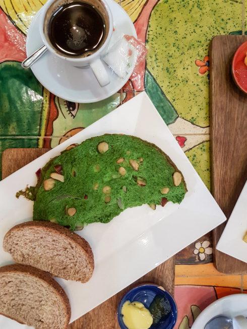 Cafe Beiyu in Getsemani