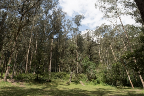 Cascada de Peguche