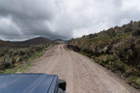 Vulkan Cayambe