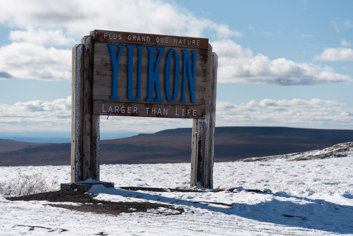 Hallo Yukon