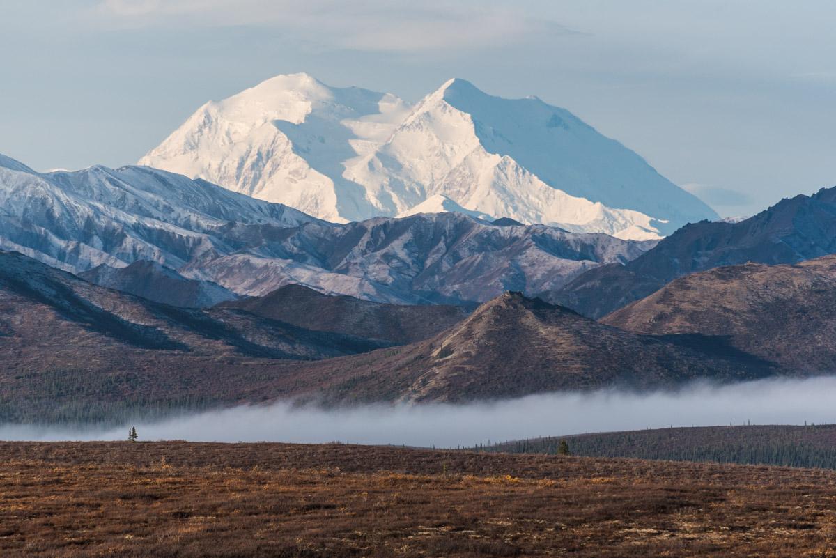 Der höchste Berg Nordamerikas - Mt Denali