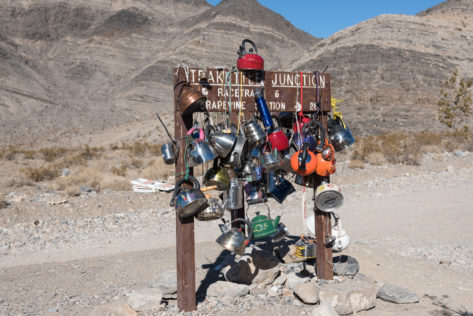 Teakettle Junction