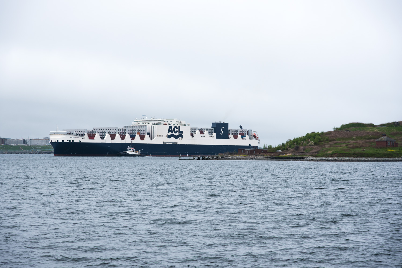 Halifax in Nova Scotia