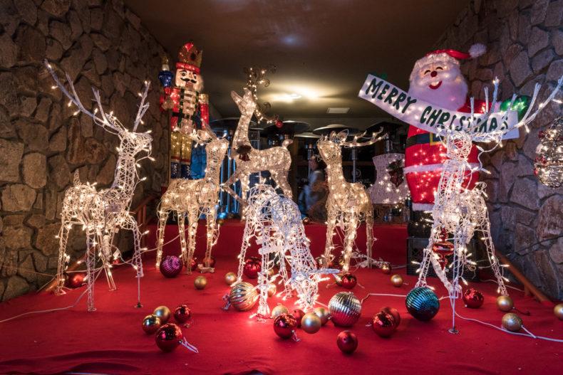 Weihnachtsstimmung in South Lake Tahoe
