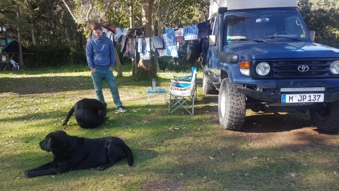 Camping Al Bosque