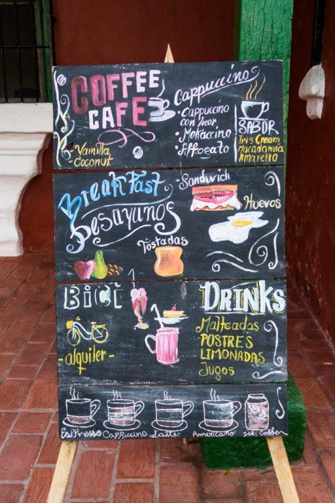 Café Sol del Agua