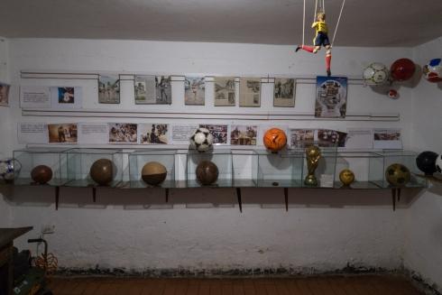 Museo del Balon - das Fußballmuseum