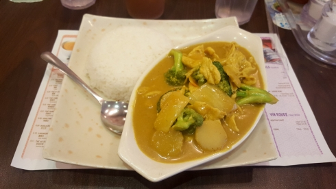 Mittagessen in Chinatown