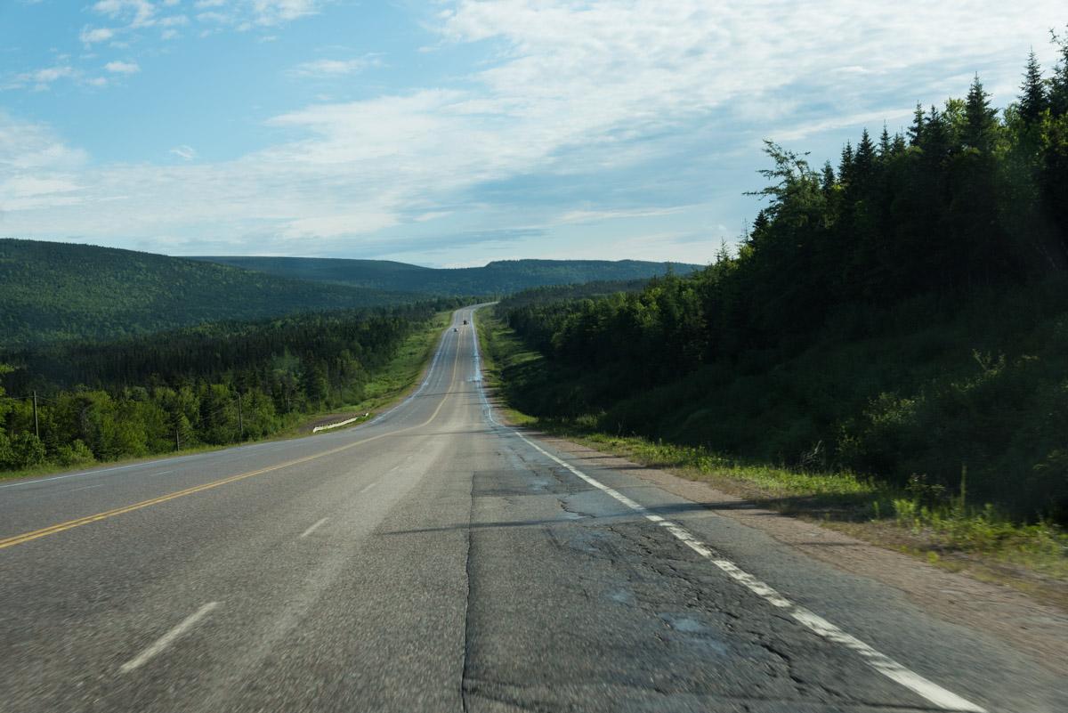 Der Transcanada Highway