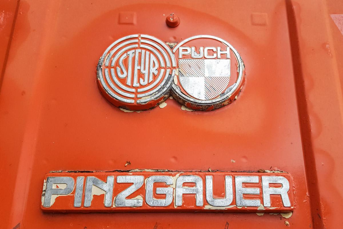 Steyr-Puch Pinzgauer