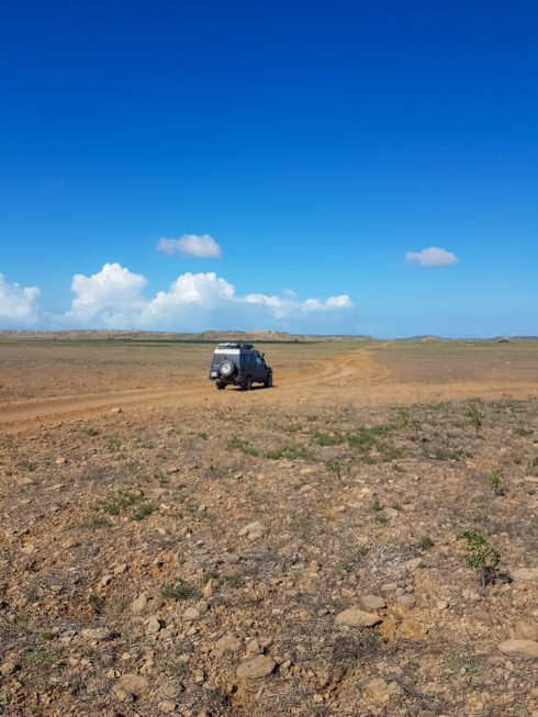 La Guajira und Punta Gallinas