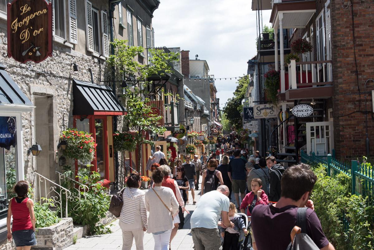 Quebec – französisches Kanada