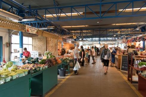 Kleiner Markt Quebec City