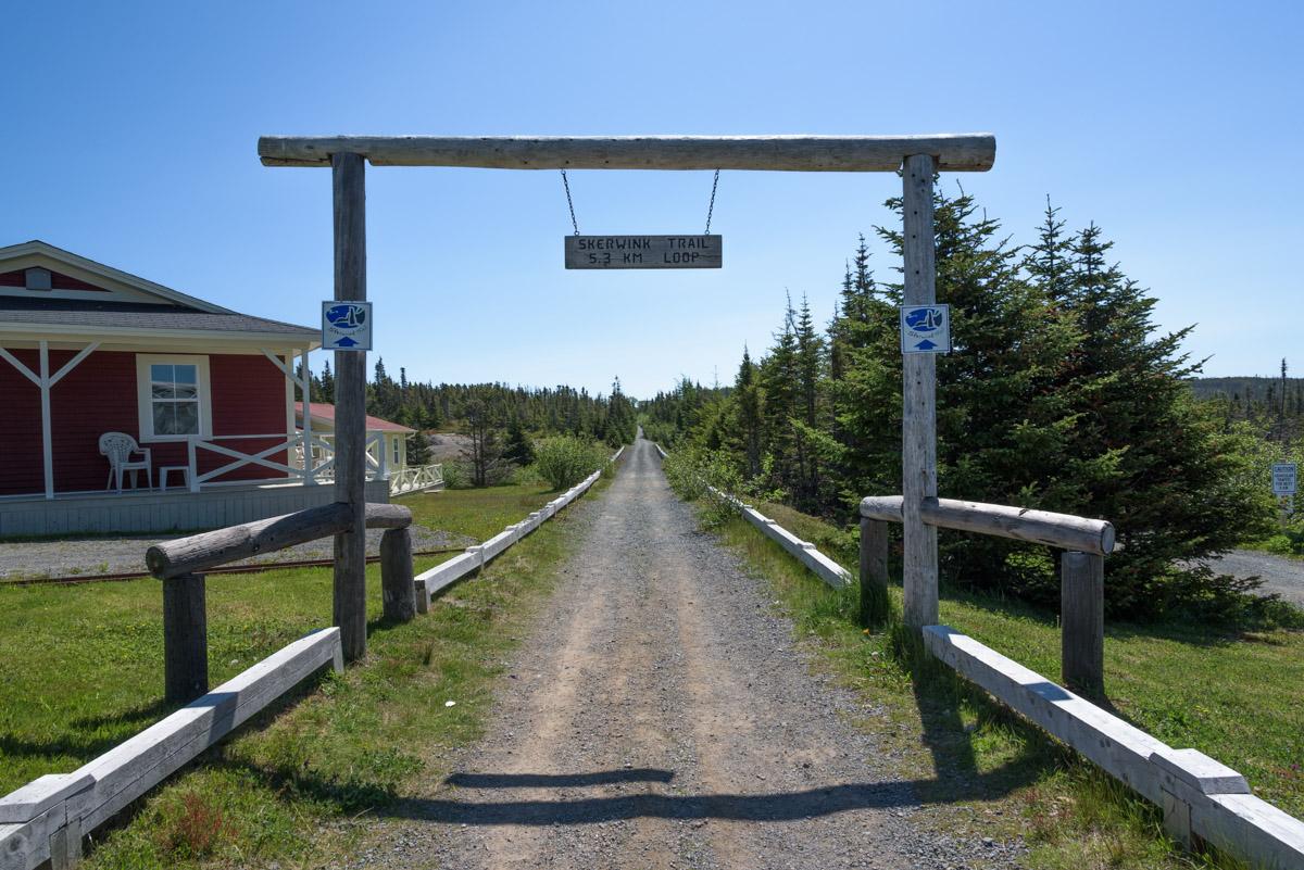 Der Skerwink Trail