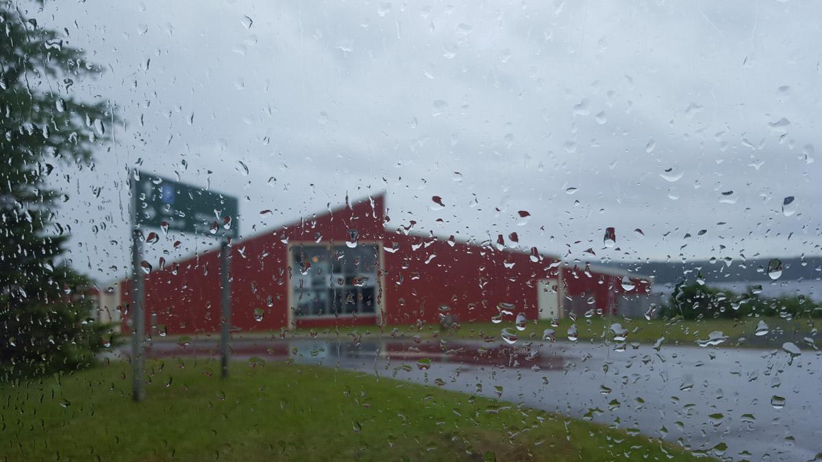 Das Terra Nova Nationalpark Visitor Centre
