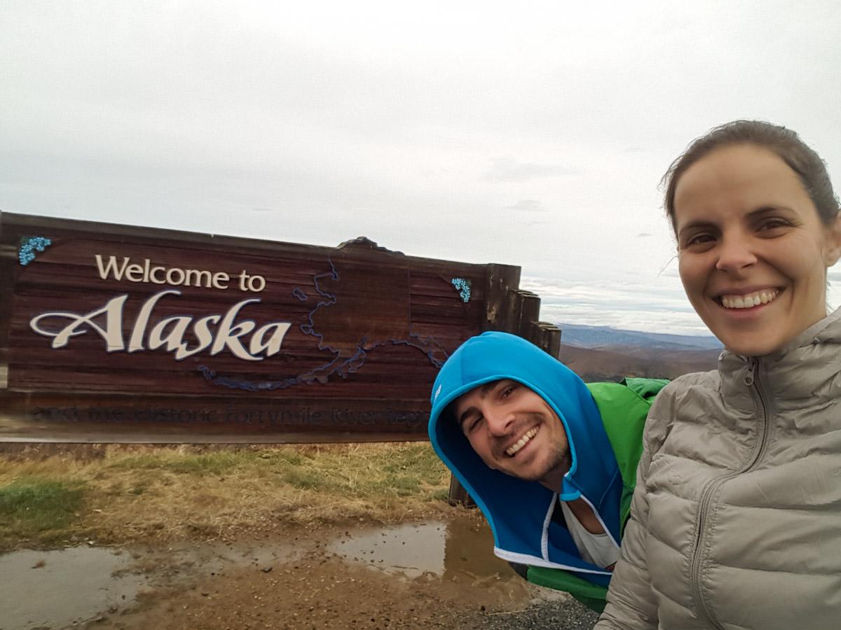 Endlich in Alaska!