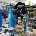 Neue Kühlwasserschläuche für unseren Toyota Land Cruiser
